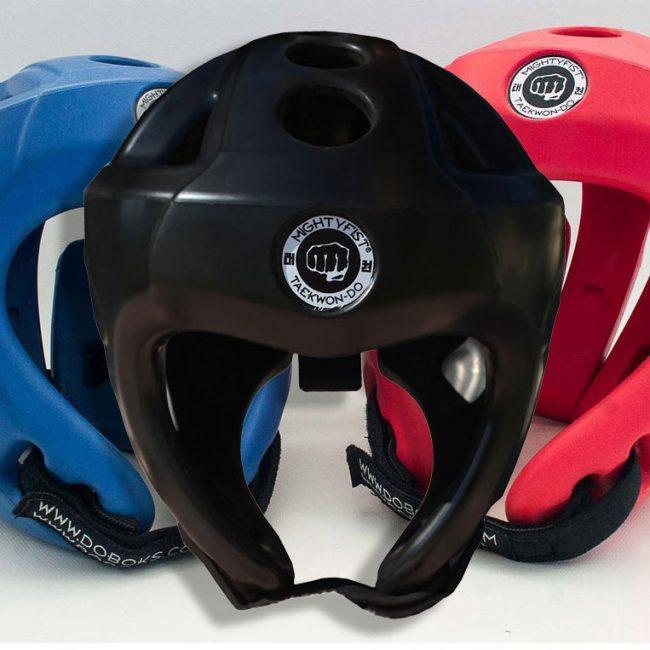 mightyfist head gear